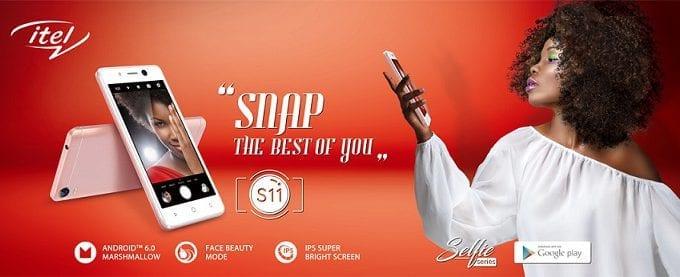 Itel S11 Smartphone Specs & Price
