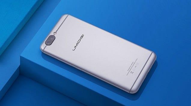 UmiDigi Z1 Smartphone Specs & Price