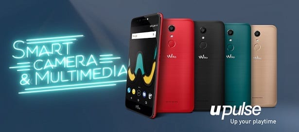 Wiko Upulse Specs & Price