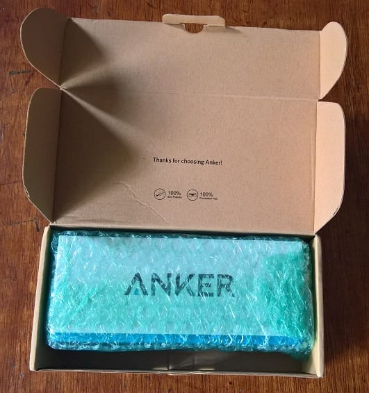Opening the Anker Box