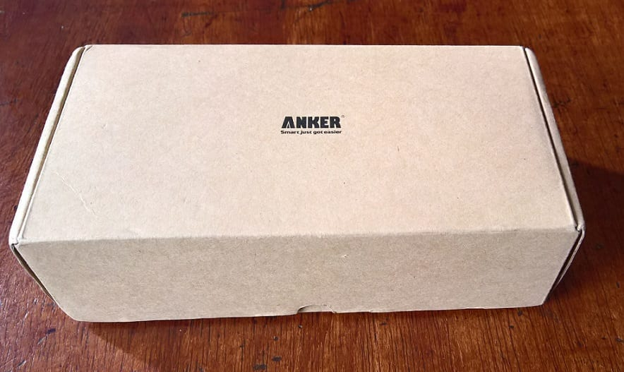Anker PowerCore II 20000 ships in an Anker Box