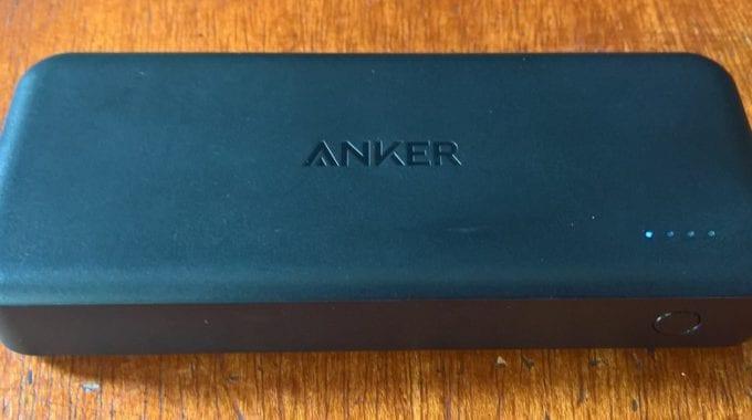 Anker PowerCore II 20000 Unboxing