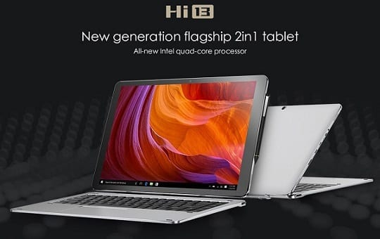 Chuwi Hi13 Specs and Price