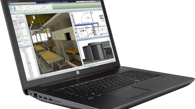 HP ZBook 17 G3 Specs and Price