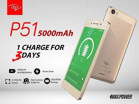 Image result for Itel P51