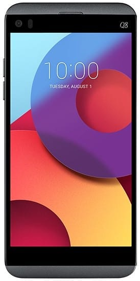LG Q8 Dual Screen Smartphone