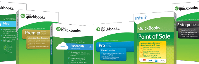 Accounting Software for SME – QuickBooks