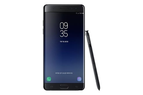 Samsung Galaxy Note FE Featured