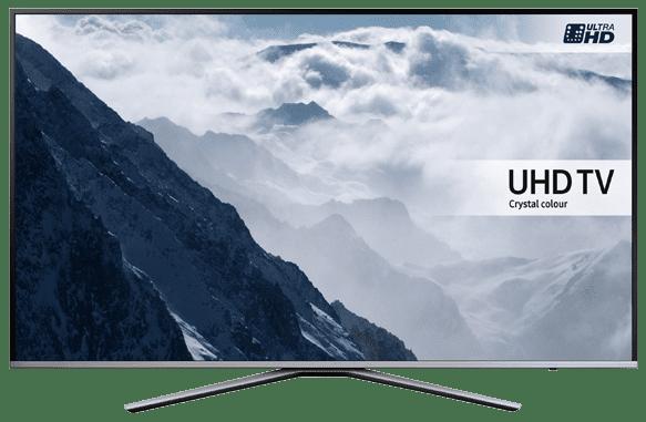 Samsung KU6400 4K TV