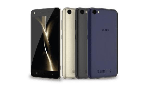 Tecno W3X Smartphone