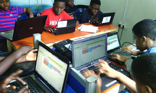 CodeStudio8: 1 City, 10 Locations, 1,000 TeenCoders.