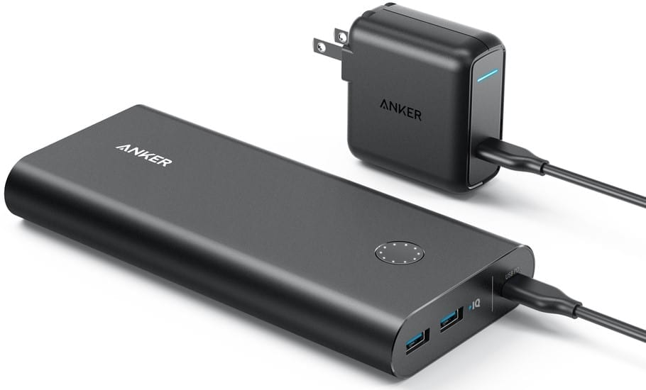 Anker PowerCore+ 26800 PD Portable Charger