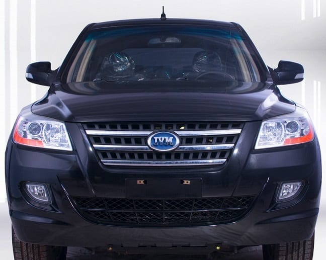 Innoson G5 SUV Front