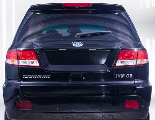 IVM G5 SUV