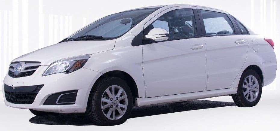 IVM Umu Subcompact Sedan