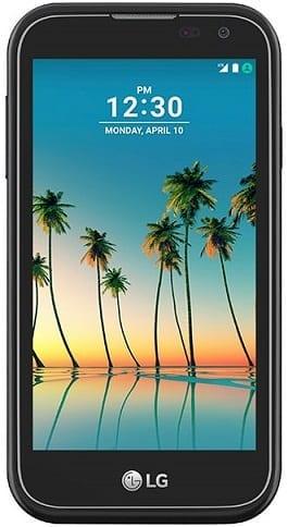 LG K3 (2017) LTE Smartphone