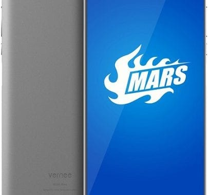 Vernee Mars Specs and Price