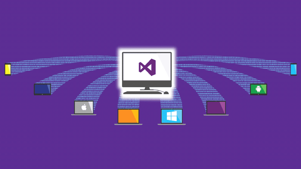Microsoft Visual Studio - Best all in one IDE