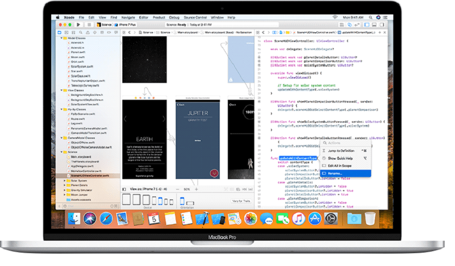 XCode - Best IDE for iOS