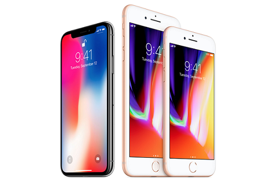 Jumia Apple Store - iPhone X Smartphone with iPhone 8 and iPhone 8 Plus