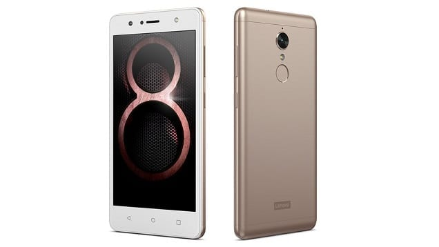 Lenovo K8 Specs and Price