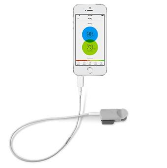 Smart Pulse Oximeter