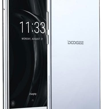 Doogee Mix Silver Specs and Price