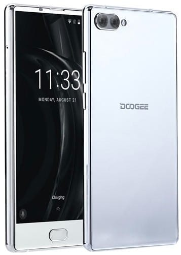 Doogee Mix Silver