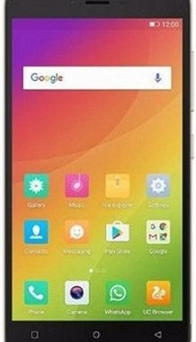 Gionee P8M Specs and Price