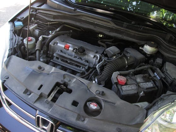 Honda CRv 2011 Engine