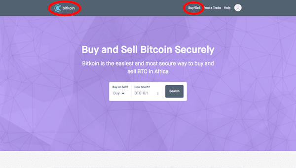 Buy and Sell Bitcoin Securely on BitKoin Africa