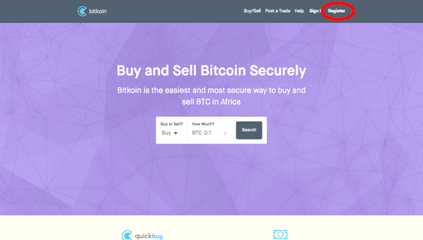 How to Buy Bitcoin from BitKoin Africa