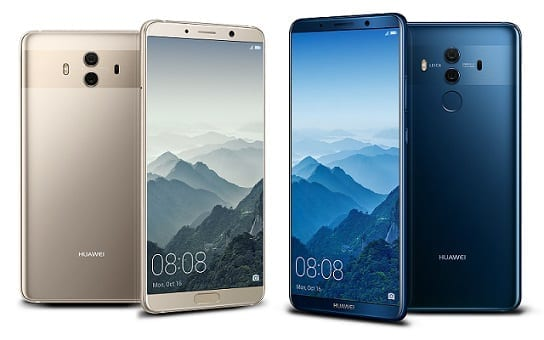 Huawei Mate 10 Pro Specs and Price