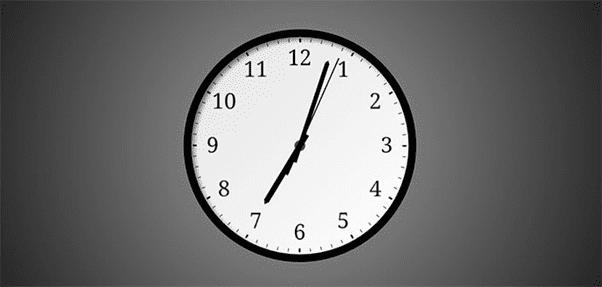 Clock JivoChat