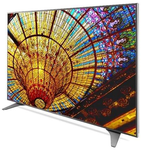 LG UH6550 4K TV