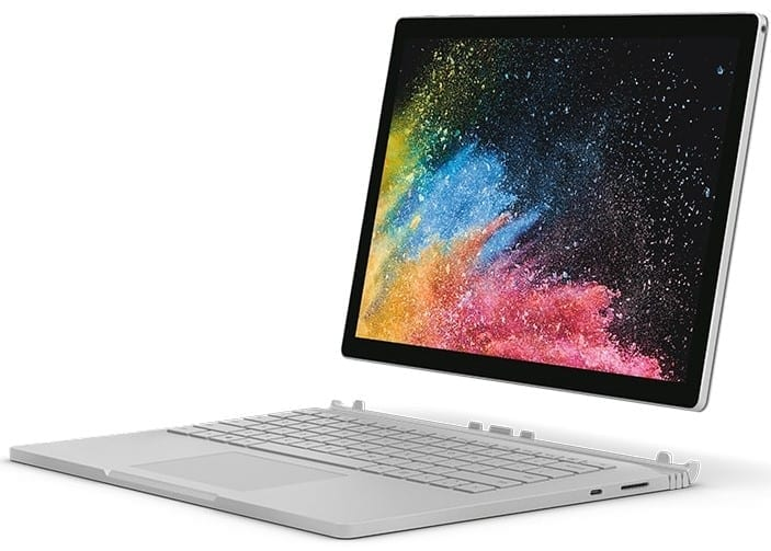 Surface Book 2 15-inch 2-in-1 Laptop