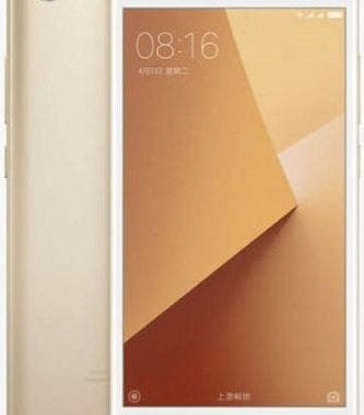 Xiaomi Redmi Note 5A Specs and Price