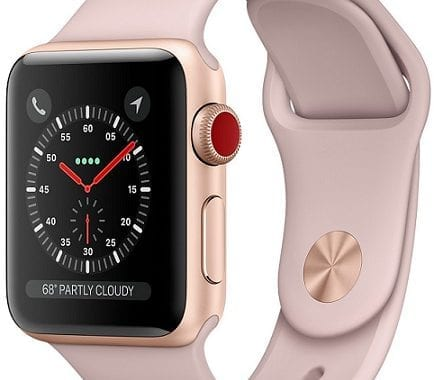 Apple Watch Series 3 Specs and Price
