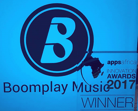 Boomplay Music Bags the Coveted Apps Africa Award