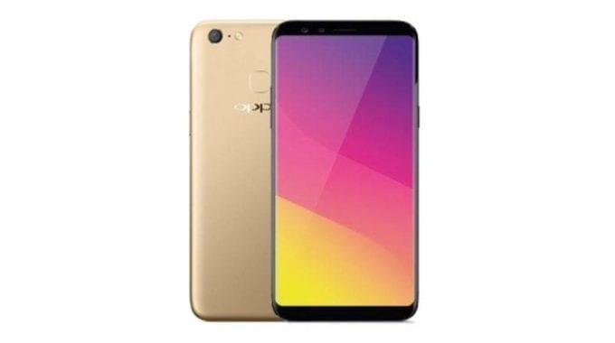 Oppo F5 Youth Specs and Price