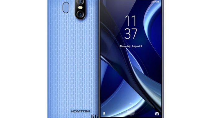 Homtom S16 Specs and Price