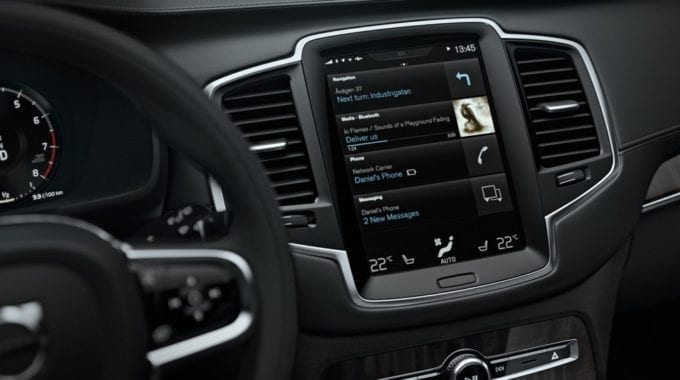 Top 5 New Technologies in Cars Today