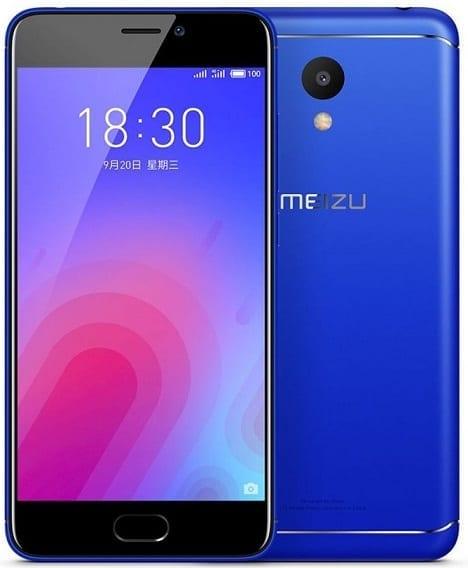 Meizu M6 Smartphone