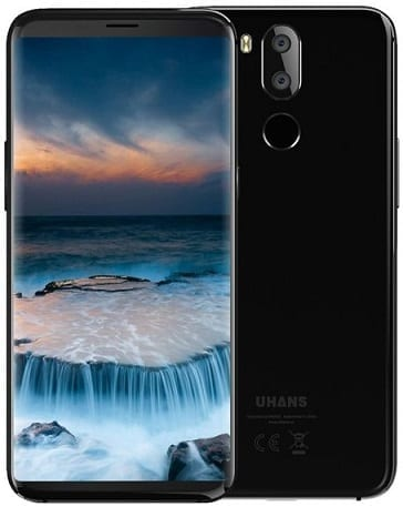 Uhans I8 Smartphone