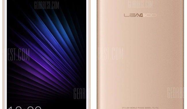 Leagoo T5 Specs and Price
