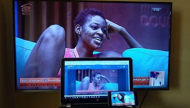 Watch Big Brother Naija (#BBNaija) free Online and on Mobile