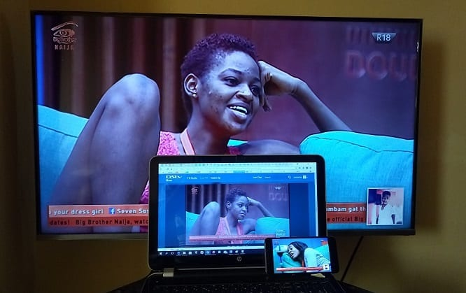 Watch Big Brother Naija (#BBNaija) free Online and on Mobile