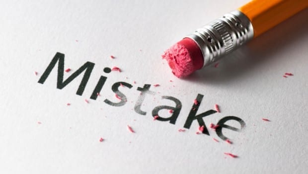 common mistakes in content marketing