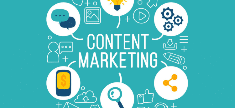 golden rules of content marketing image