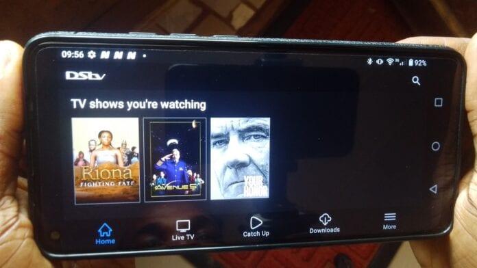 DSTV App - Stream Movies, TV Shows on Mobile